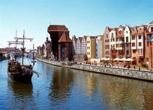 Gdańsk stanowi najczęściej wybierane miejsce na wakacje Polaków nad morzem