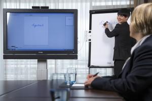 Technologia FlipSmart pozwoli na sprawną pracę podczas konferencji
