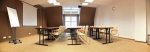 Sala szkoleniowa w ośrodku Europrofes Wrocław