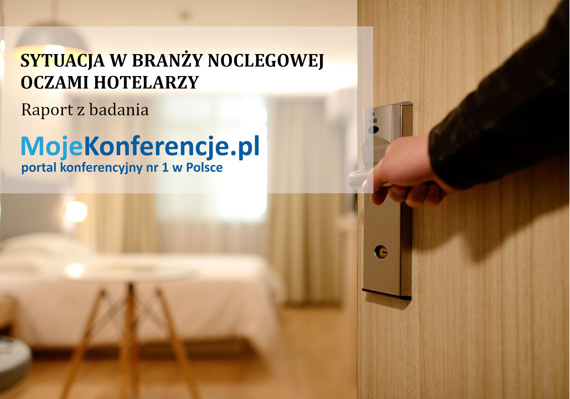 Badanie nt. hoteli w Polsce