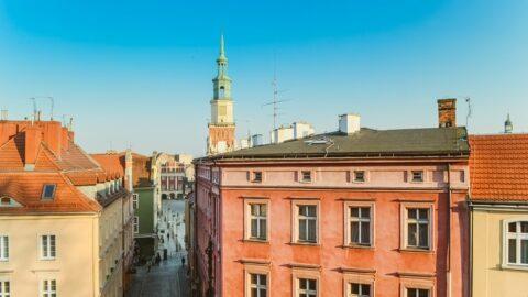 Sale konferencyjne na 100 osób w Poznaniu