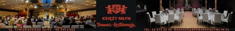 Restauracja Browar Księży Młyn