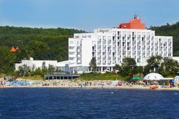 Amber Baltic Hotel Międzyzdroje sala konferencyjna
