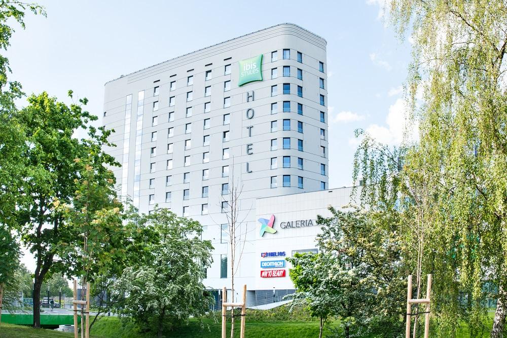 Hotel Ibis Styles Białystok Sala Konferencyjna Białystok