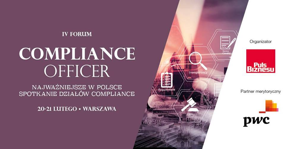 IV Forum Compliance Officer